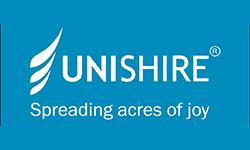 Unishire groups