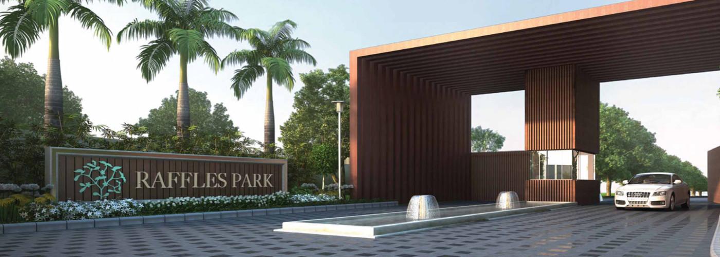 raffles park  slider