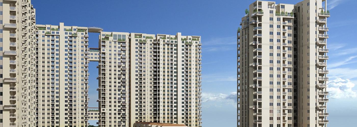 Bhartiya City Leela Residences  slider