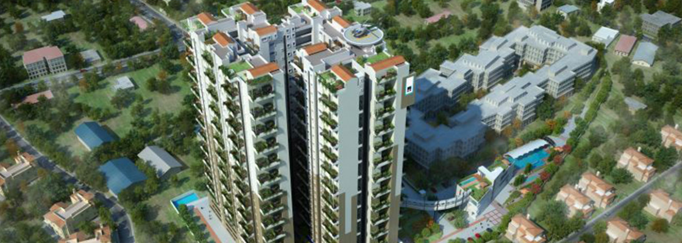 Vaishnavi Terraces  slider