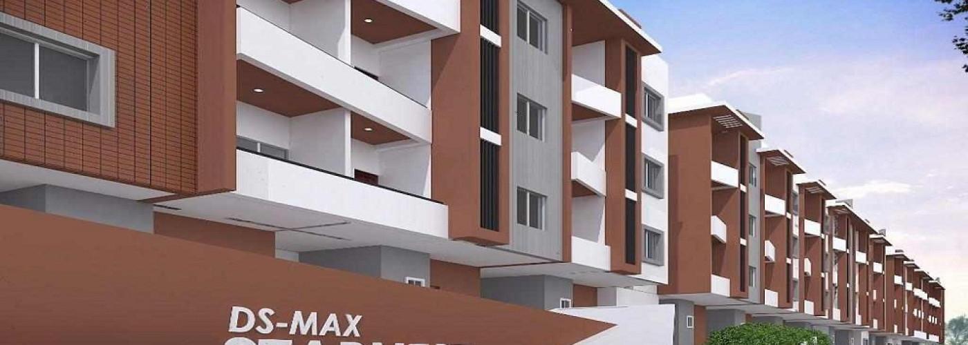 DS Max Star Nest  slider