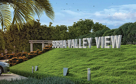 sobha valley view
