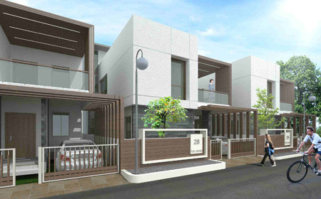 Anish Green County Villas