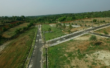 Manavi Palm Heights