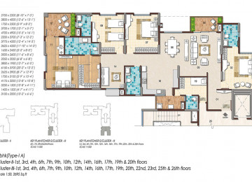 4 BHK Type1a