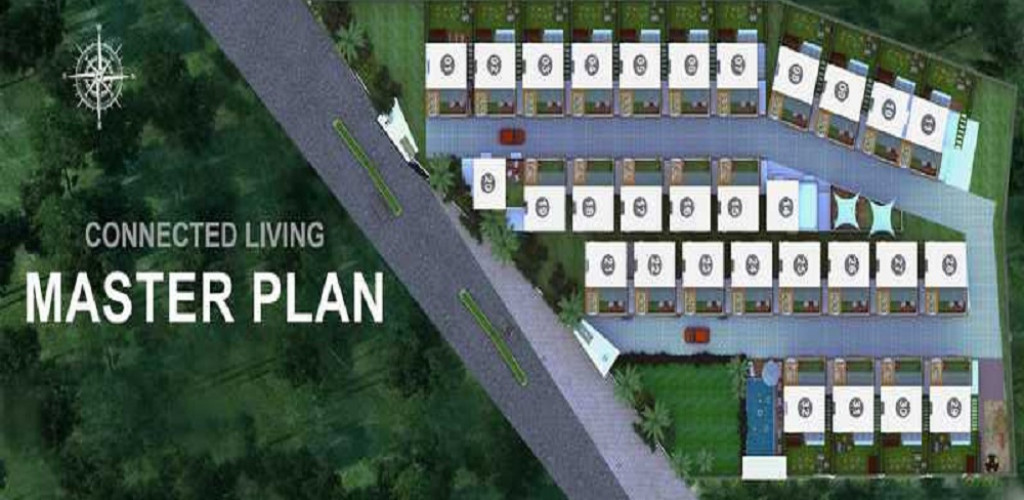 MDS Connected Living  master plan